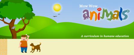 Mow Wow Logo